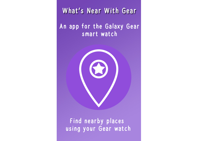 What's Near With Gear (version 1) – screenshot 4