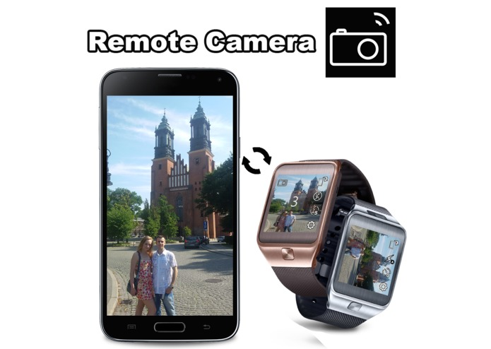 Remote Camera – screenshot 1