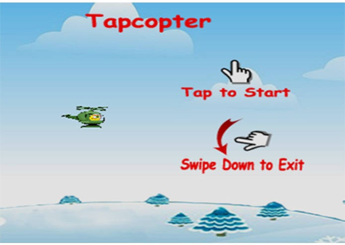 Tapcopter – screenshot 1