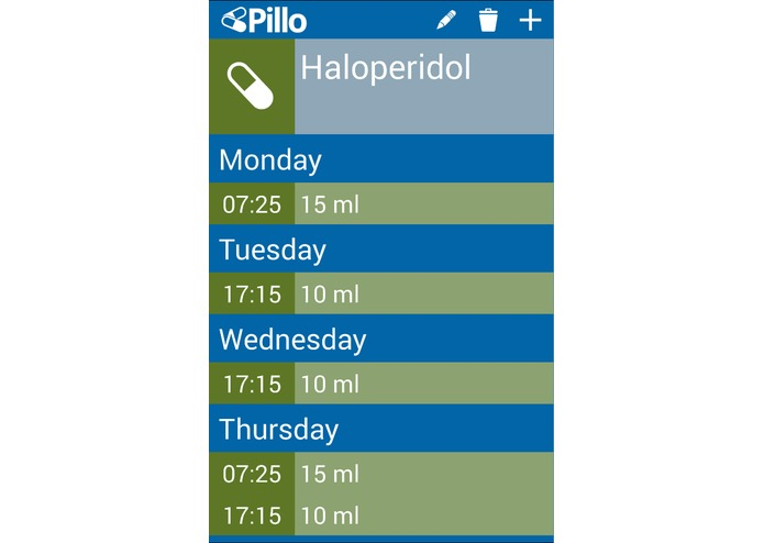 Pillo – screenshot 4