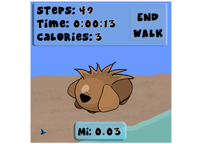 Puppy Pedometer – screenshot 4