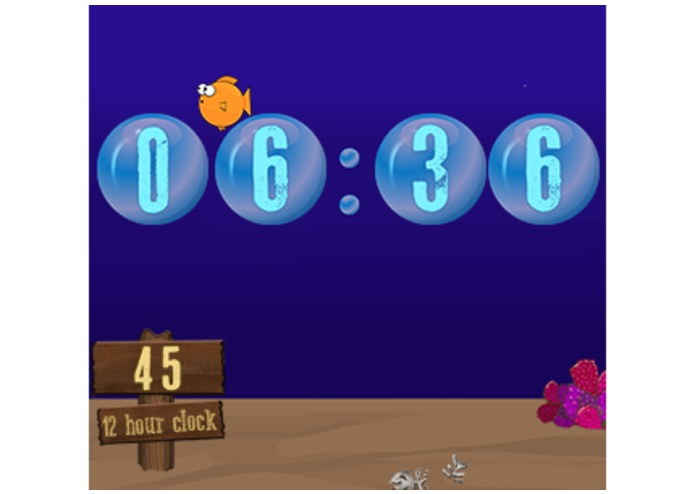 Tick Tock Fish – screenshot 1
