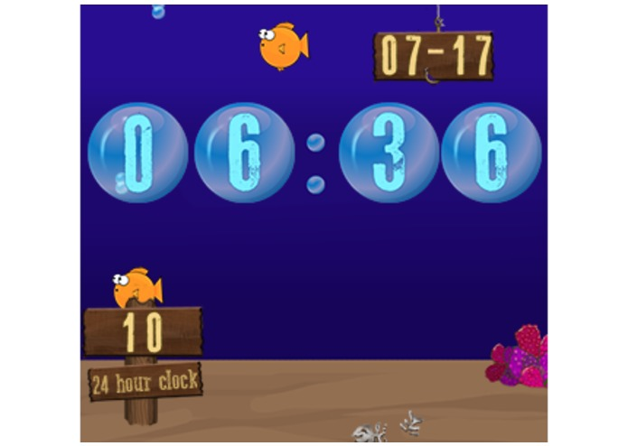 Tick Tock Fish – screenshot 2