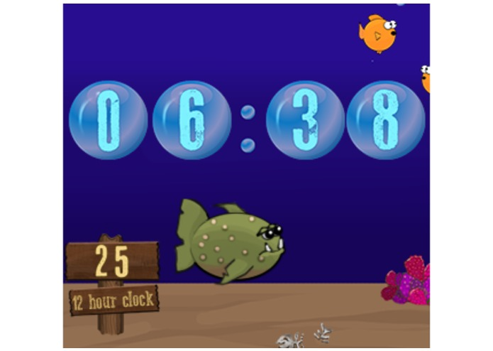 Tick Tock Fish – screenshot 4