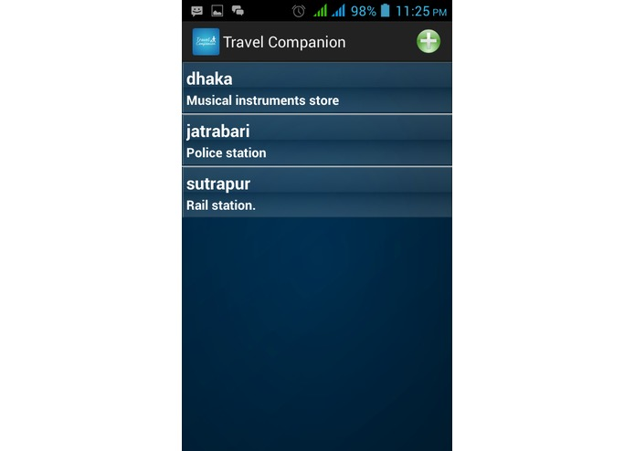 Travel Companion – screenshot 7