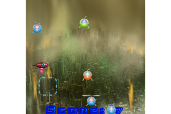 Alien Invasion Game
