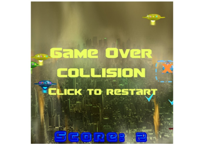 Alien Invasion Game – screenshot 2