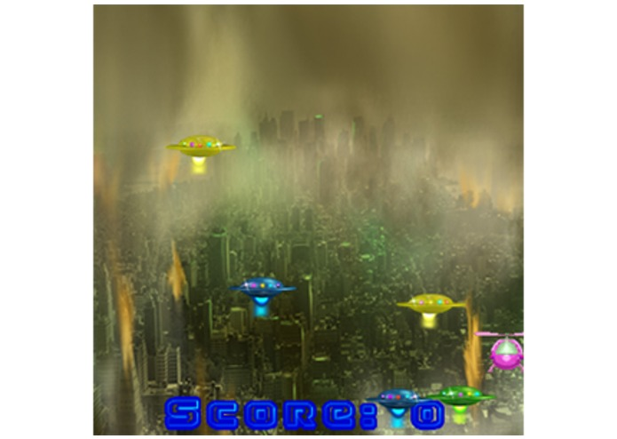 Alien Invasion Game – screenshot 4