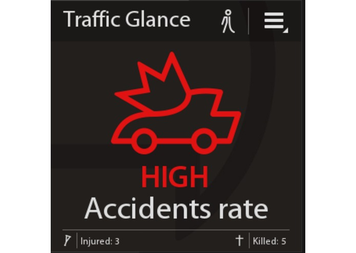Traffic Glance – screenshot 1