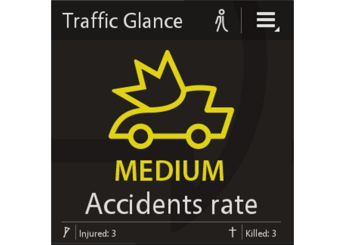 Traffic Glance – screenshot 2
