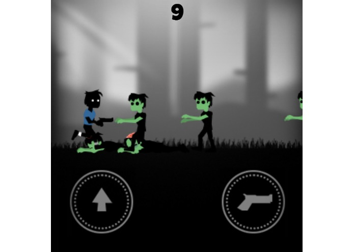 Zombie Run Gear – screenshot 1