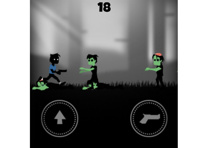 Zombie Run Gear – screenshot 3