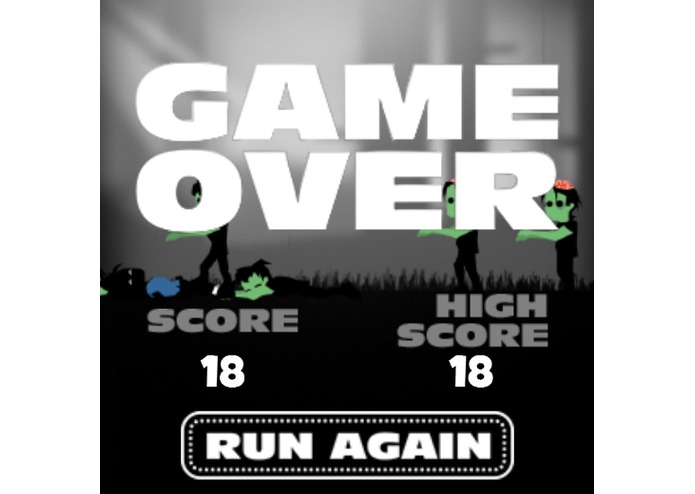Zombie Run Gear – screenshot 4