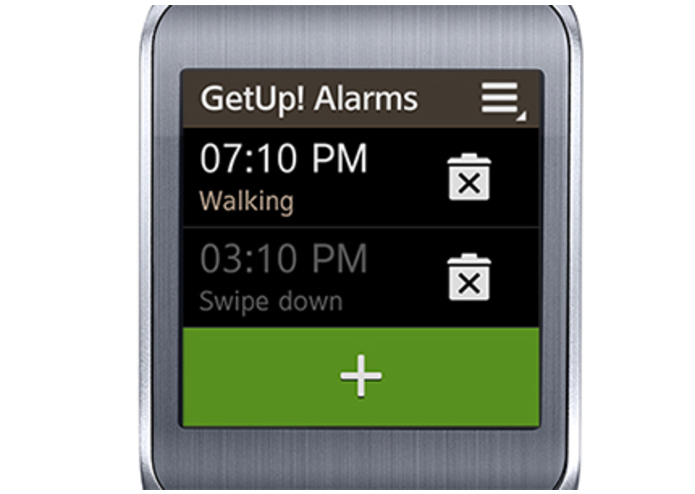 GetUp! Alarm Clock – screenshot 2