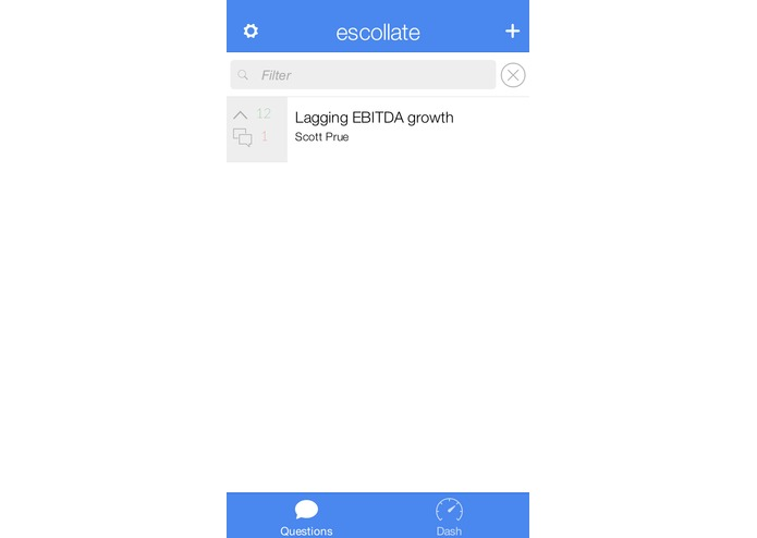 Escollate – screenshot 3
