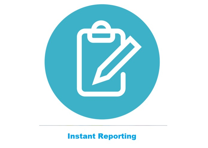 Instant Report App – screenshot 3