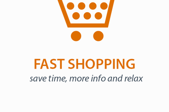 Fast Shopping Mobile Application