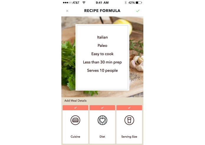 EVOO – screenshot 1
