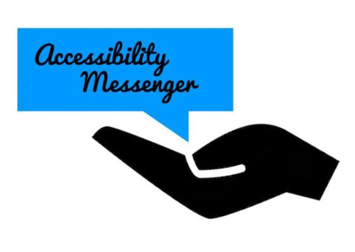 Accessible Messenger – screenshot 2