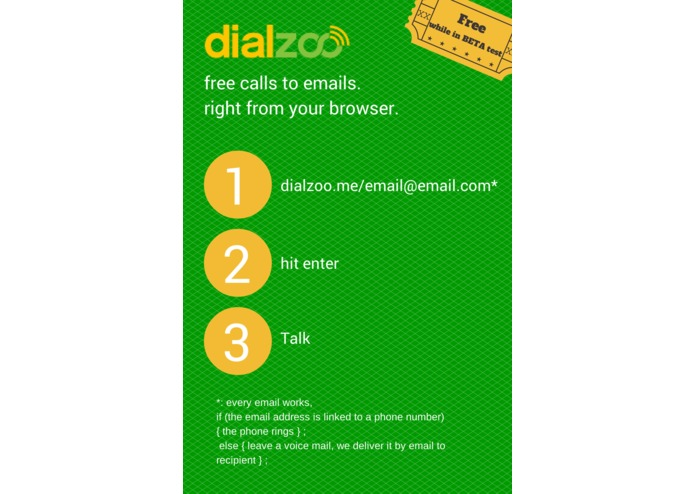 DialZoo.me – screenshot 2