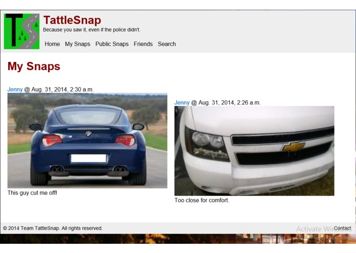 TattleSnap – screenshot 12