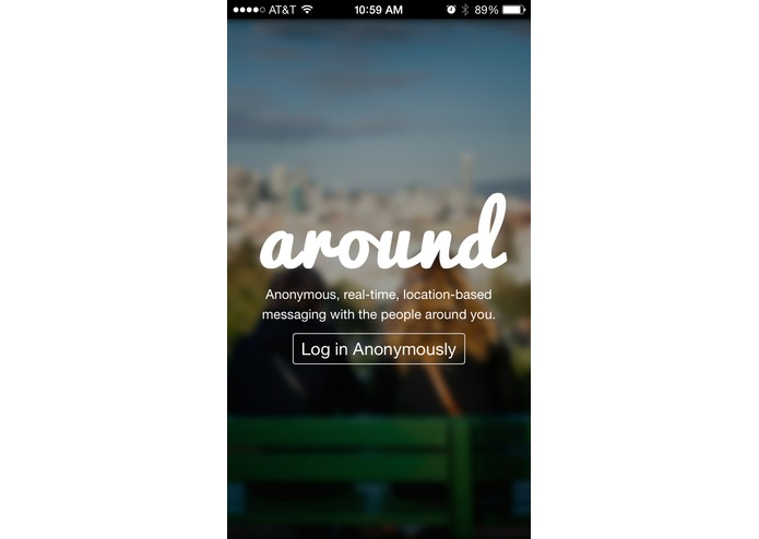 around – screenshot 1