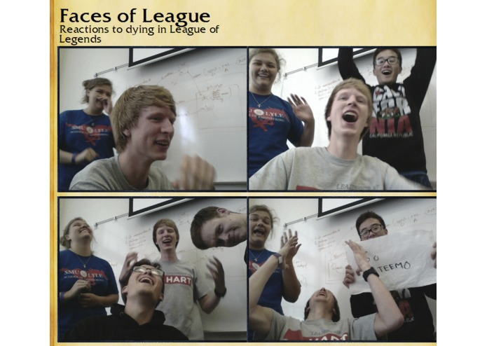 Faces of League – screenshot 1