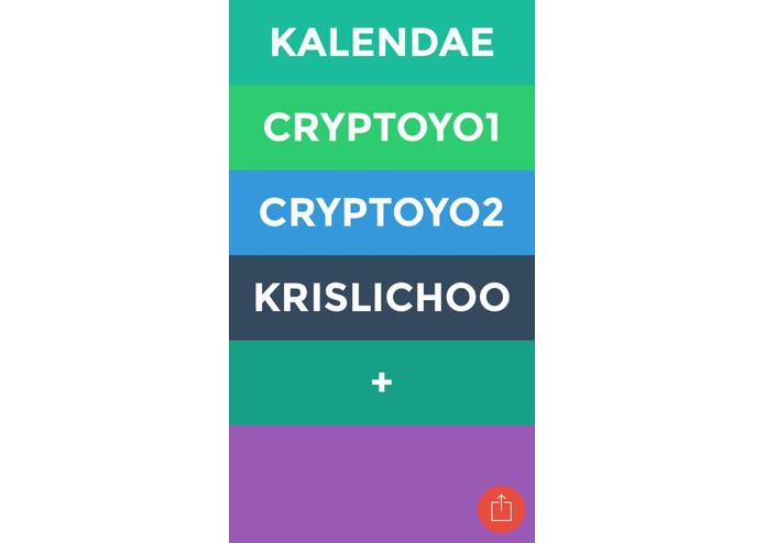 CryptoYo – screenshot 2