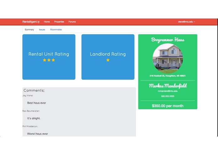 Rentelligent.ly – screenshot 5