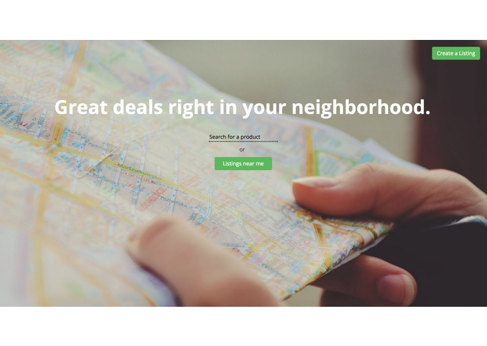NearBuy – screenshot 1