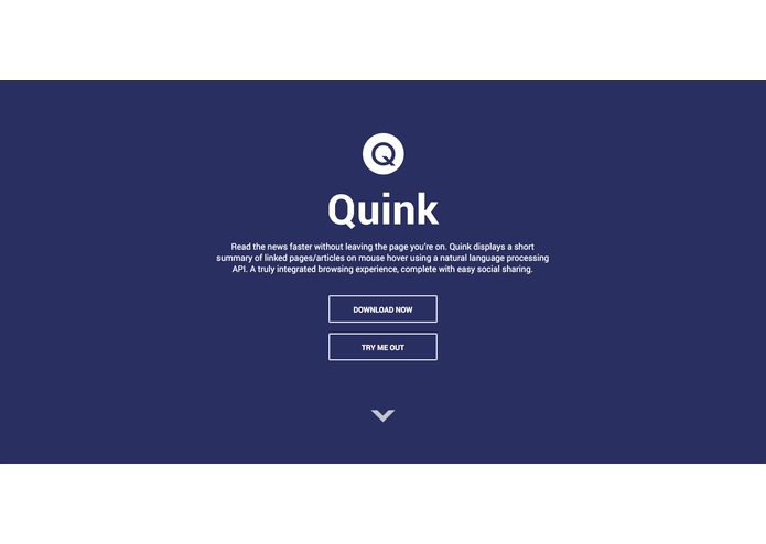 Quink – screenshot 2