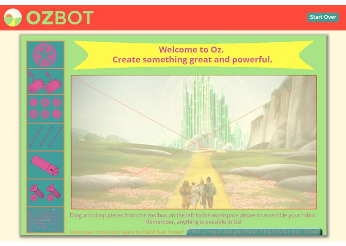 OzBot – screenshot 6