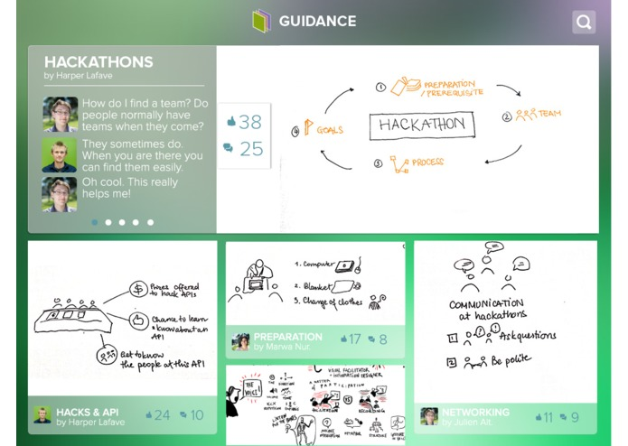 Guidance – screenshot 1