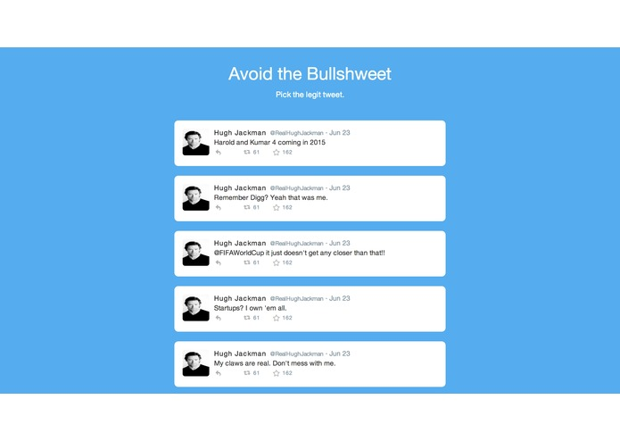 Bullshweets – screenshot 3