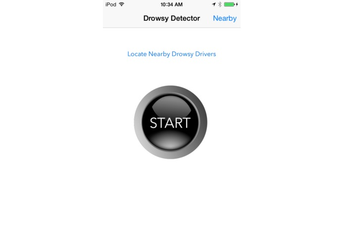 Drowsy Detector – screenshot 3