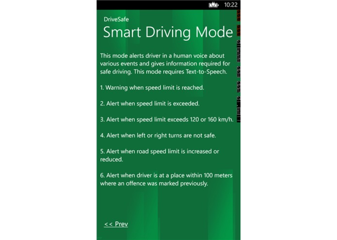 DriveSafe – screenshot 8
