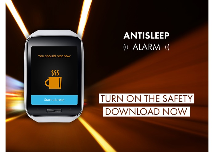 Anti-Sleep Alarm – screenshot 2