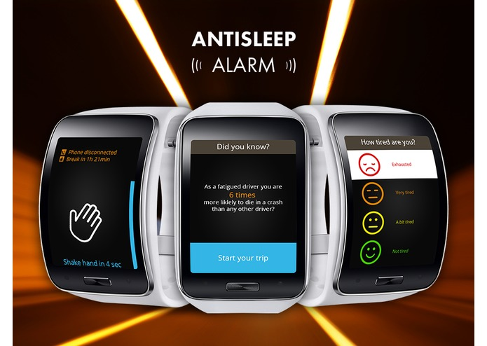 Anti-Sleep Alarm – screenshot 1