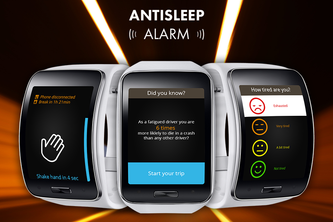 Anti-Sleep Alarm