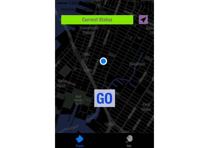 MindRider: A Bike System to Map Your Best Route – screenshot 6
