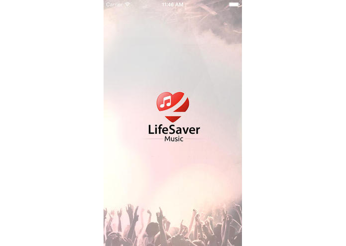 LifeSaver app for iPhones – screenshot 1