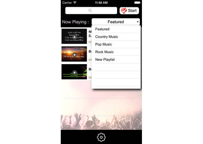 LifeSaver app for iPhones – screenshot 2
