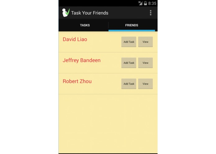 To-Do With Friends – screenshot 7