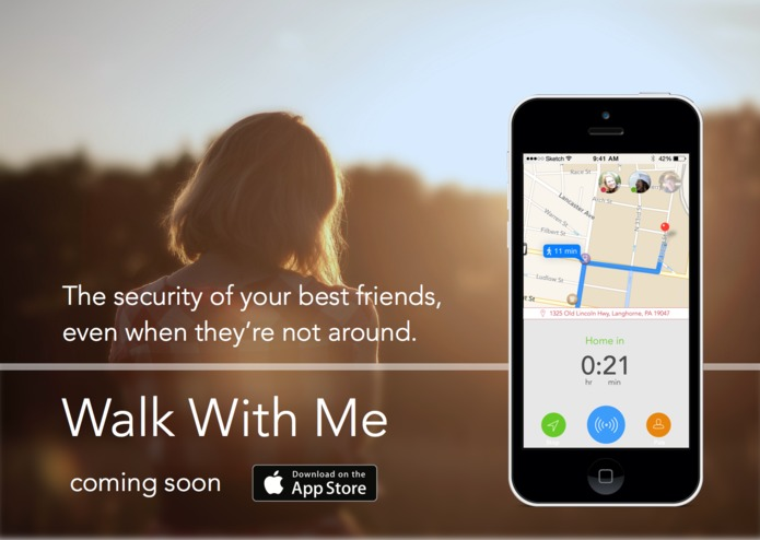 Walk With Me – screenshot 1