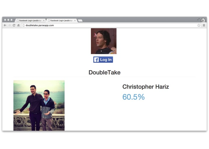 DoubleTake – screenshot 2