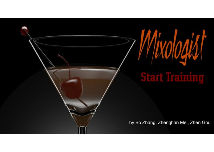 Mixologist Trainer – screenshot 4