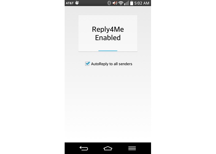 Reply4Me – screenshot 2