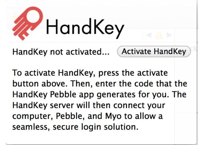 HandKey – screenshot 2
