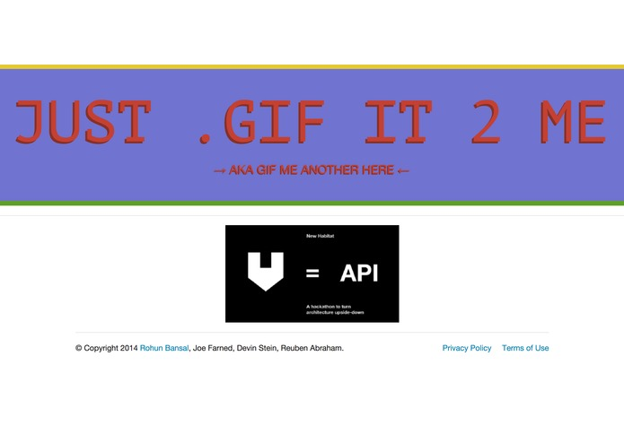 gifit2me – screenshot 2