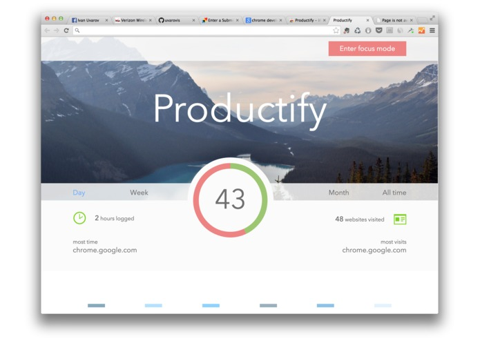 Productify – screenshot 1